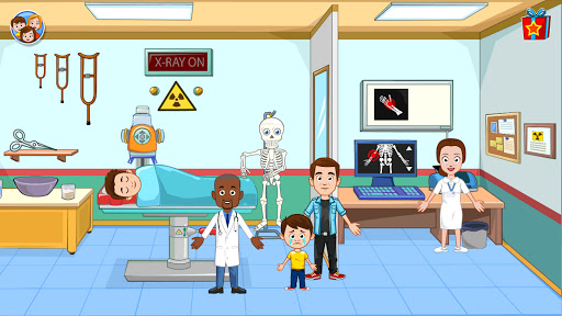 My Town : Hospital and Doctor Games for Kids  screenshots 18