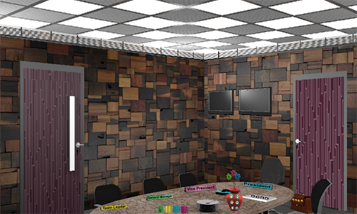 3D Escape Games-Puzzle Office 2 screenshots 1