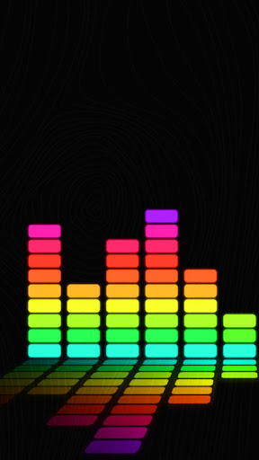 Music Sound Live Wallpaper  Screenshots 5