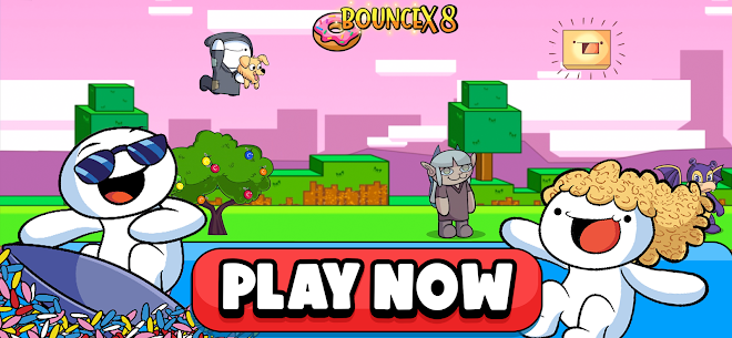 TheOdd1sOut: Let's Bounce Mod Apk (Unlimited Money) 0.3 5