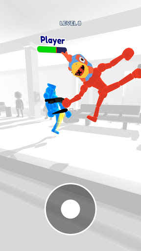 Stickman Ragdoll Fighter  screenshots 2