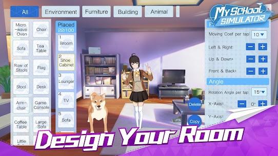 My School Simulator 4