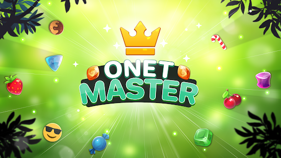 Onet Master: connect & match pairs, 3-line puzzle 1.05.01 screenshots 1