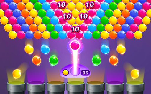 Action Bubble Game 2.1 screenshots 1