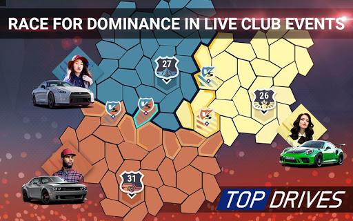 Top Drives u2013 Car Cards Racing apkdebit screenshots 14
