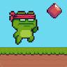 Ninja Frog Adventure 2021 game apk icon