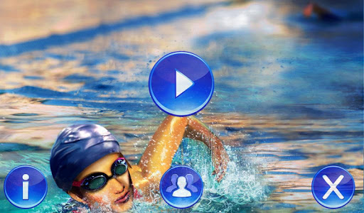 Swimming Race 3D screenshots 2