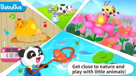 Little Panda's Farm Story 1