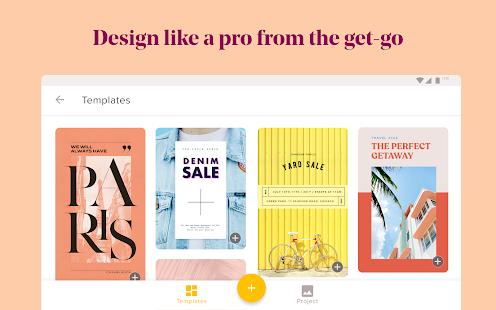 GoDaddy Studio - Formerly Over Graphic Design App