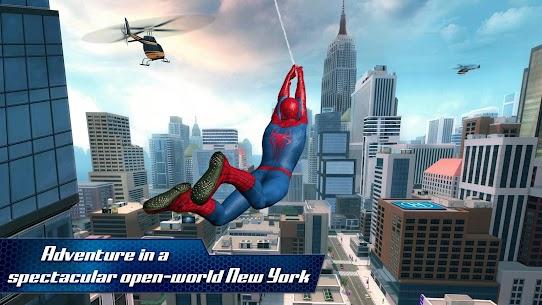 Tải The Amazing Spider-Man 2 MOD APK 1.2.8 (tiền không giới hạn) 2