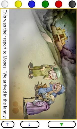 Kid's Bible Story - Joshua For PC Windows (7, 8, 10, 10X) & Mac Computer Image Number- 8