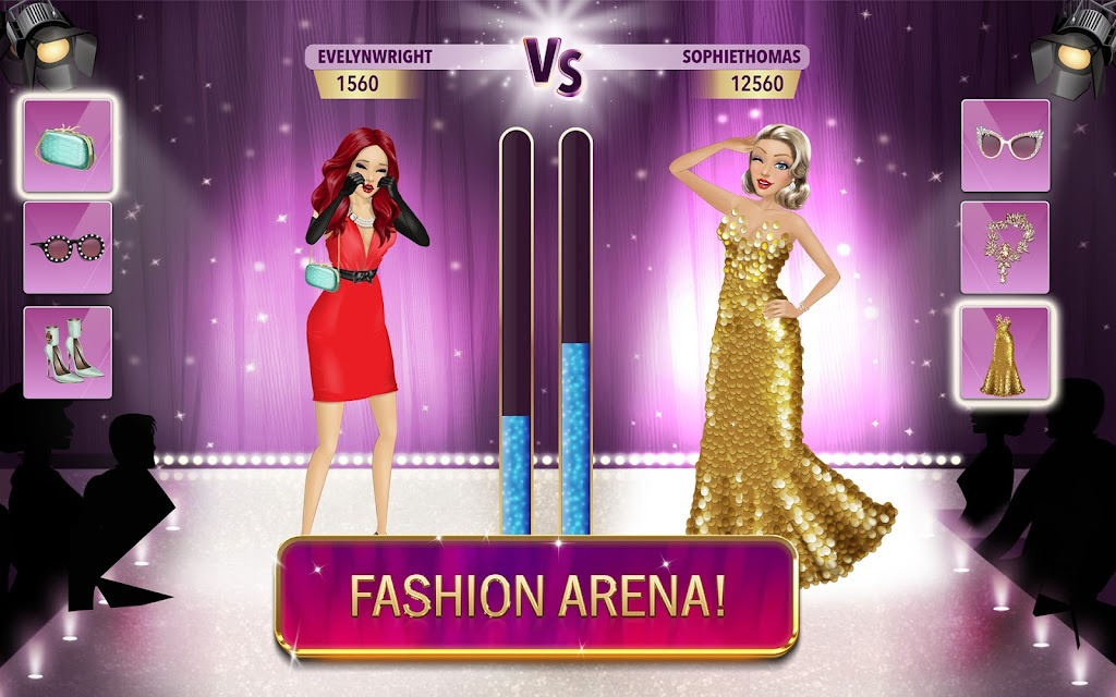 Hollywood Story: Fashion Star  poster 7