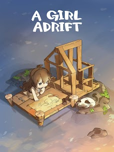 A Girl Adrift MOD (Unlimited Resources) 4