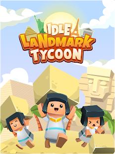 Idle Landmark Manager - Builder Game screenshots 13