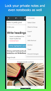 Create My Notes - Notepad, notes and reminders
