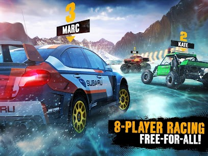 Asphalt Xtreme: Rally Racing 1.9.4a Apk 4