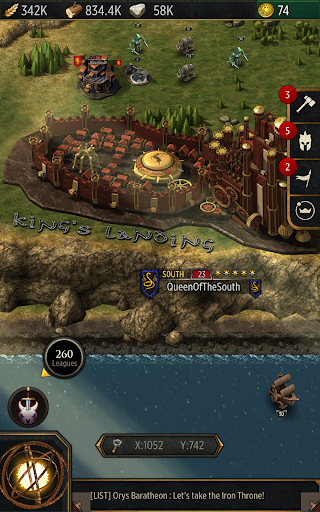Game of Thrones: Conquest u2122 - Strategy Game  screenshots 23