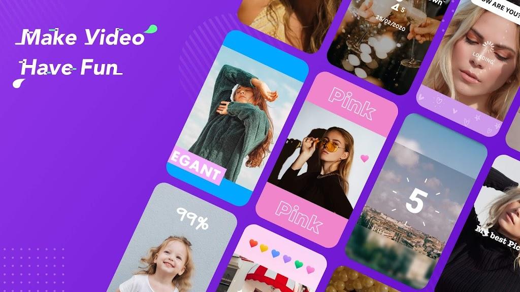 Vieka: Music Video Editor, Edits Videos & Clips  poster 8