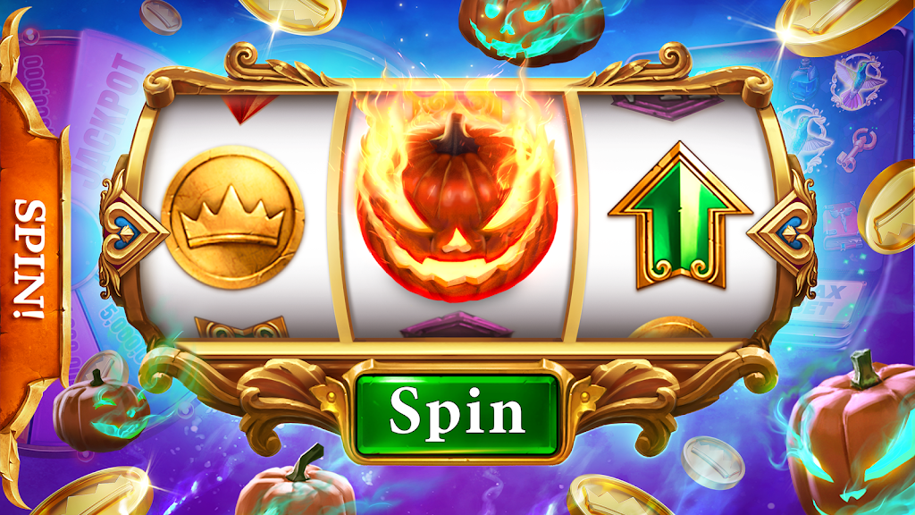 Scatter Slots - Slot Machines poster 1