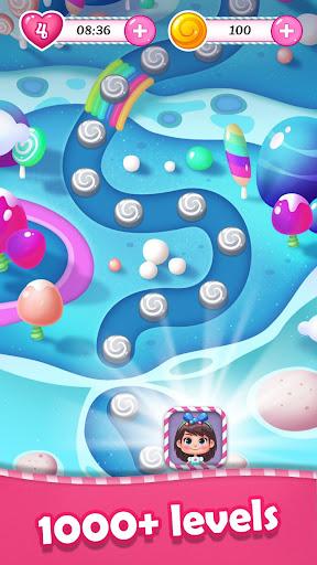 Colorfulu00a0Trailu00a0-u00a0Au00a0cubeeu00a0match-3u00a0game  screenshots 2