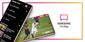 screenshot of Samsung TV Plus: 100% Free TV.