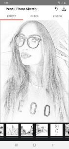Sketch Drawing Photo Editor Pro MOD APK 4