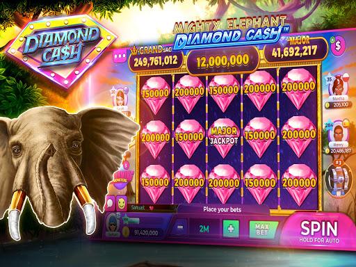 Diamond Cash Slots Casino: Las Vegas Slot Games  screenshots 18