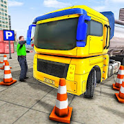 Oil Tanker Truck Parking Games – City Parking game