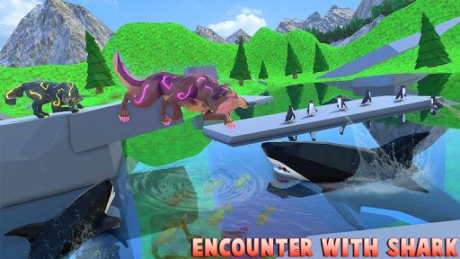 Wild Wolf Chasing Animal Simulator 3D 1.5 Screenshots 9