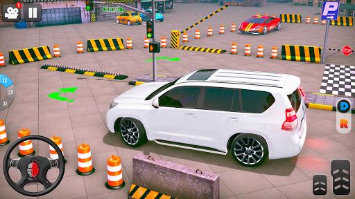 Modern Car Parking 3D & Driving Games - Car Games  screenshots 2