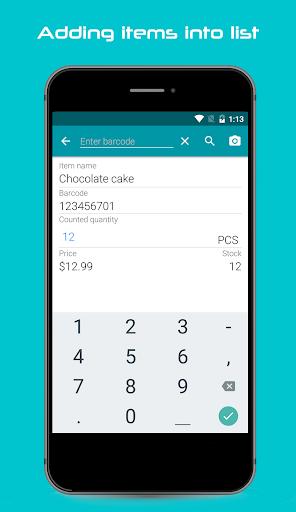 Mobile Inventory FREE screenshots 5