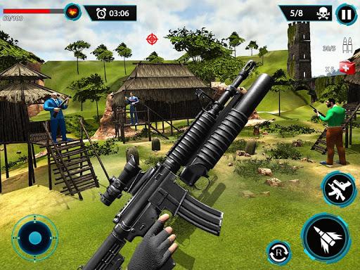 FPS Terrorist Secret Mission: Shooting Games 2020 2.1 screenshots 14