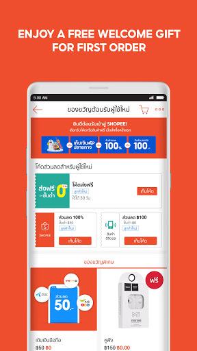 Shopee #1 Online Shopping Apkfinish screenshots 6
