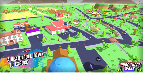 Dude Theft Wars: Online FPS Sandbox Simulator BETA 5