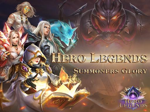 Hero Legends: Summoners Glory  screenshots 11