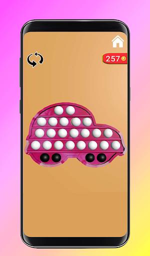 Pop it fidget toy 2! DIY calming asmr popers game 1.0.4 screenshots 21
