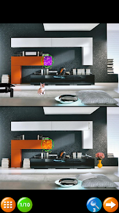 Find the Differences Rooms