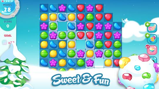 Candy Forever – Match 3 Mania Legend 2.05 Mod APK [Premium] 2