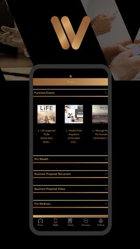 WealthOnWellness android2mod screenshots 2