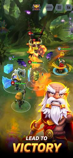 Kingdom Boss - RPG Fantasy adventure game online  screenshots 7