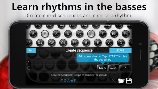 Accordion Chromatic Button 2.3 screenshots 4