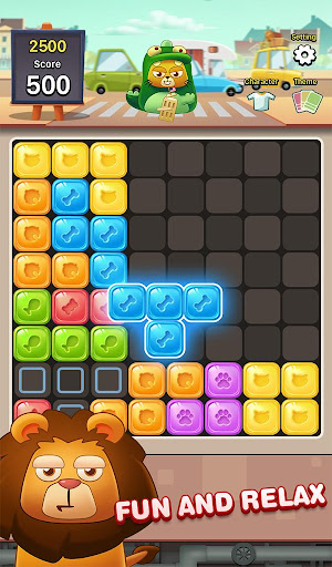 Block Puzzle Character screenshots 7