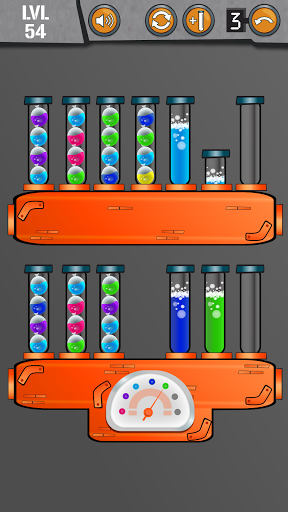 Balloons Sort Puzzle 0.82 screenshots 1