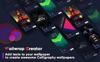 Wallwrap: Loop Backgrounds & 4K QHD FHD Wallpapers