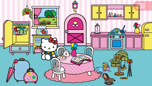 Hello Kitty Discovering The World 3.1 screenshots 17