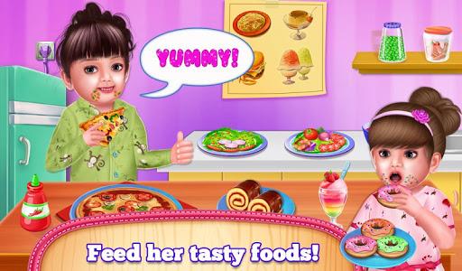 Aadhya's Good Night Activities Game 2.0.7 screenshots 3