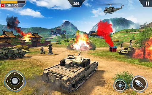 World War Machines: Best Action War Games  screenshots 1