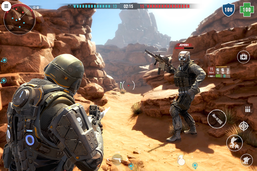 Country War : Battleground Survival Shooting Games 1.7 screenshots 3