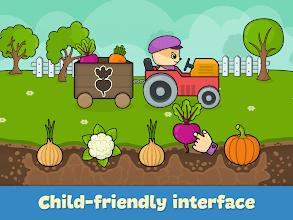 Toddler games for 2-5 year olds screenshot thumbnail