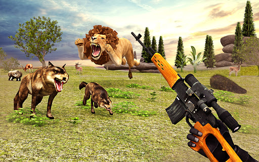 Wild Deer Hunting Games 3D Animal Shooting Games  screenshots 4